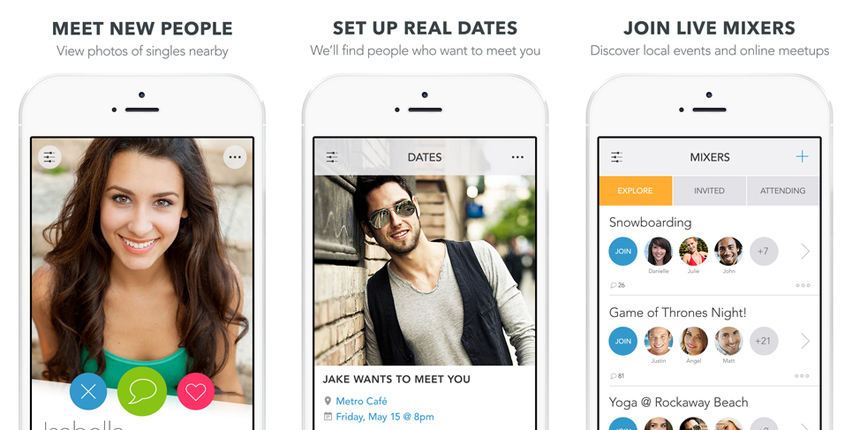 Dating cafe app  6 Best Group Dating Apps To Try With Your