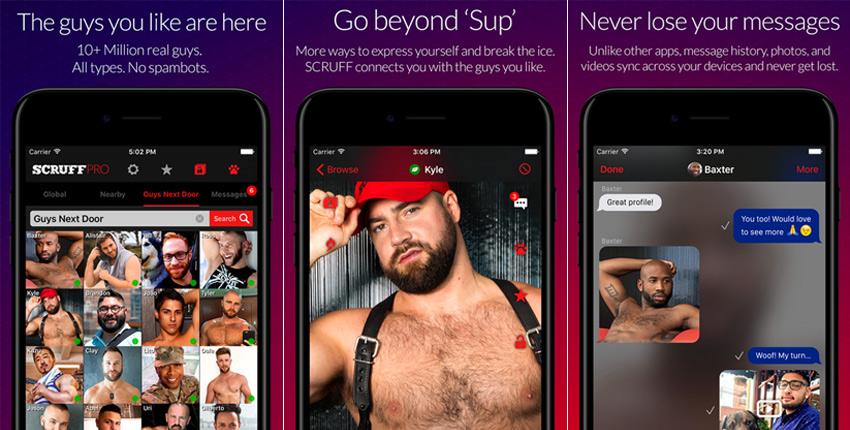 Scruff Gay Dating Site